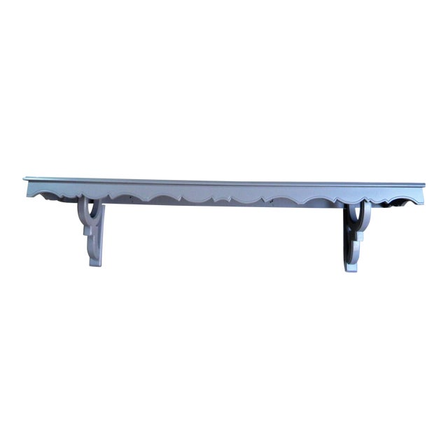 Vintage Painted Wall Console - Image 1 of 6