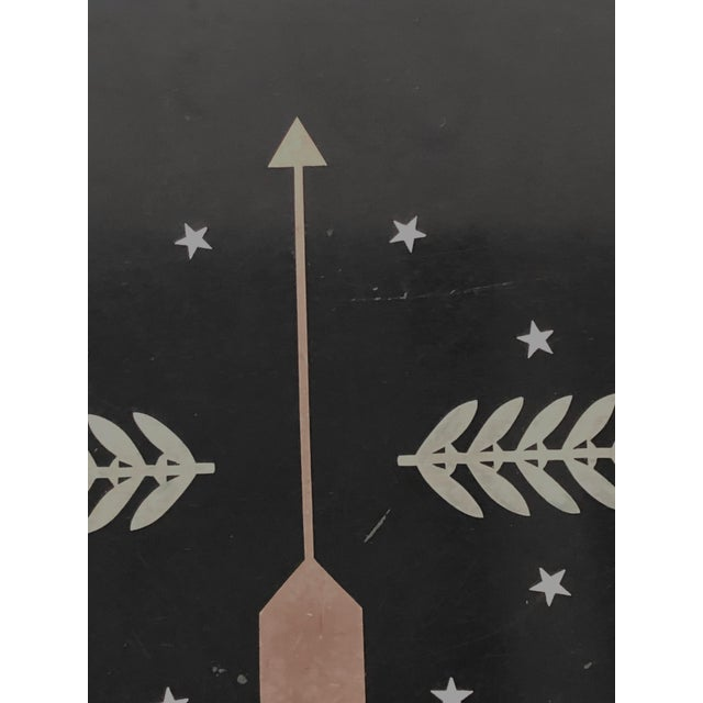 Art Deco Art Deco George Switzer Inlaid Resin Tray for Micarta, Circa 1930s For Sale - Image 3 of 11