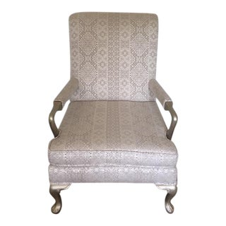 Early 20th Century Vintage Bergere Chair For Sale