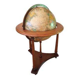 Replogle Lafayette Illuminated Floor Heirloom Globe For Sale
