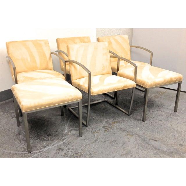Brueton Romero Chairs - Set of 4 - Image 7 of 7