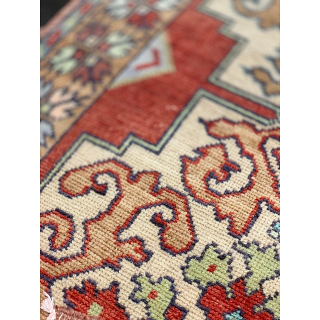 1960s 1960s Vintage Anatolian Runner Rug - 3′1″ × 8′6″ For Sale - Image 5 of 13