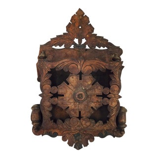 Antique Victorian Letter Holder For Sale