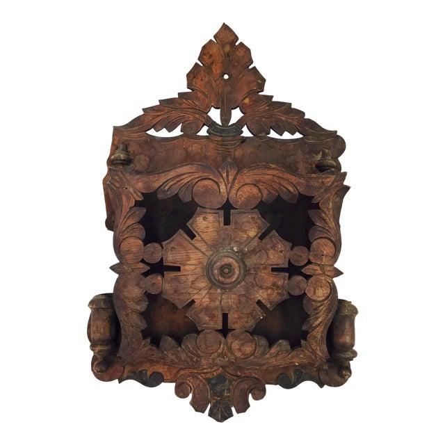 Antique Victorian Letter Holder For Sale
