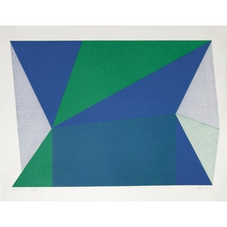 Jean-Marie Haessle, To and Fro, Silkscreen