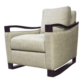 Donghia Style Lounge Chair For Sale