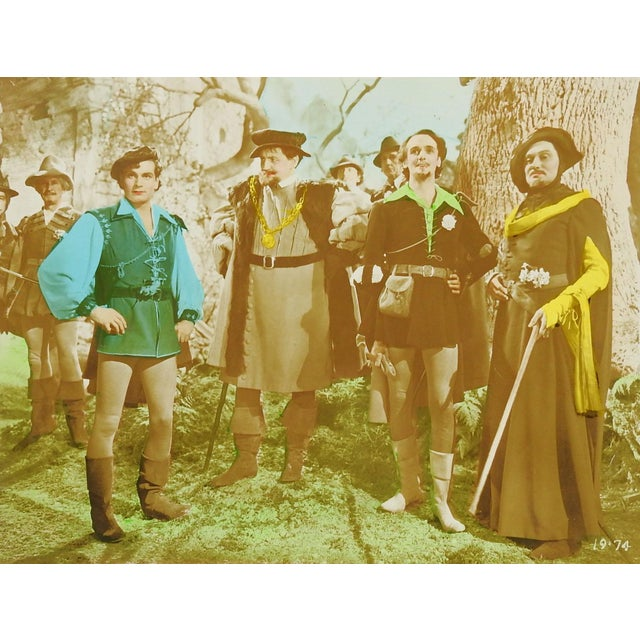 """Laurence Olivier In """"As You Like It"""" Vintage 1936 Photo - Image 1 of 4"""