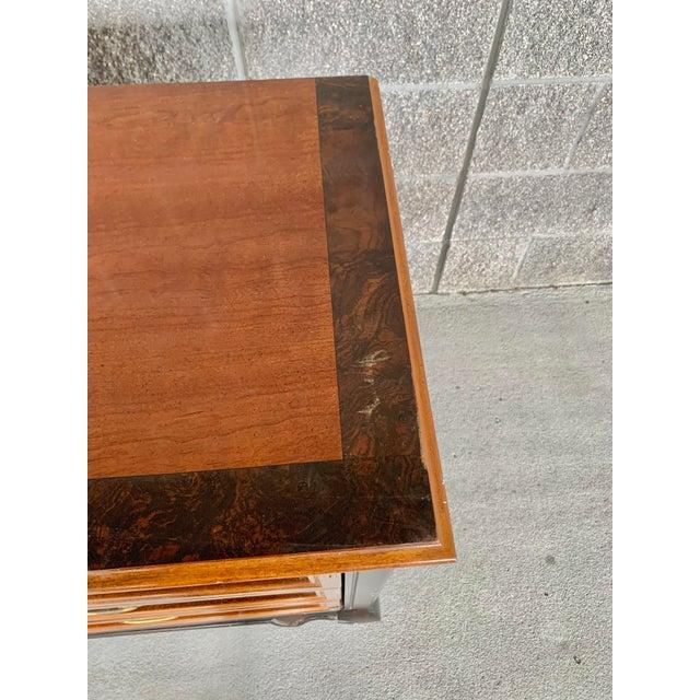 Vintage Oriental Nine Drawer Dresser For Sale - Image 12 of 13