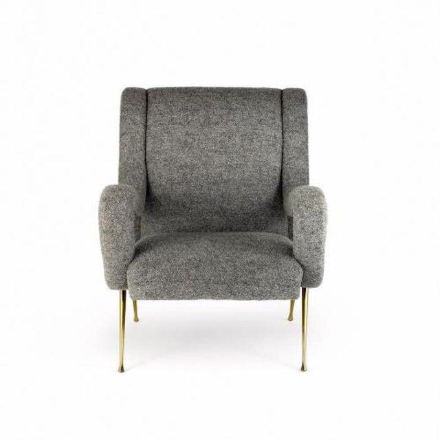 Contemporary Studio Van den Akker Garvey Club Chair For Sale - Image 3 of 4