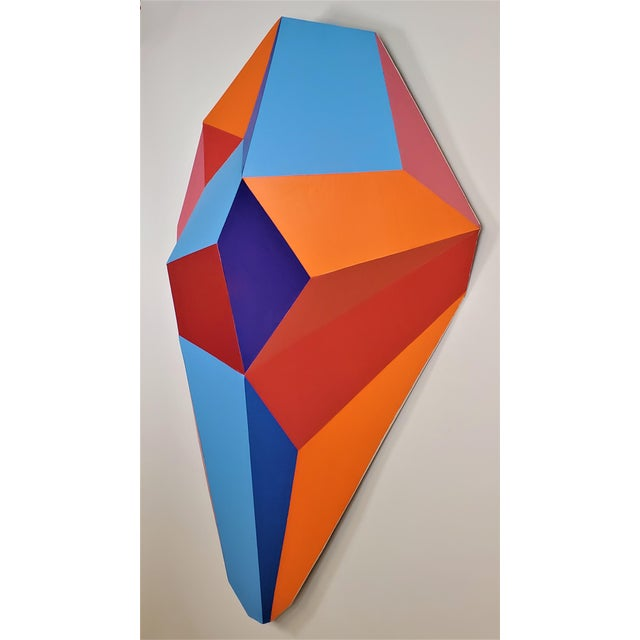 Sassoon Kosian Ready for Action Wall Sculpture For Sale - Image 4 of 7