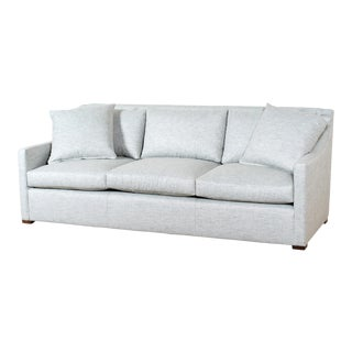 EJ Victor Upholstered Modern Shelby Sofa For Sale