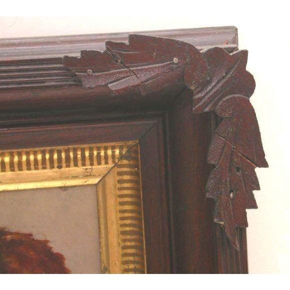 Portrait of a Saint Bernard - Image 4 of 6