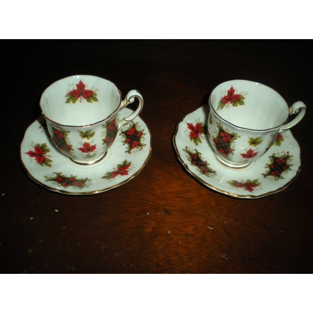 Royal Adderley Tea Cup & Saucer - A Pair - Image 4 of 6