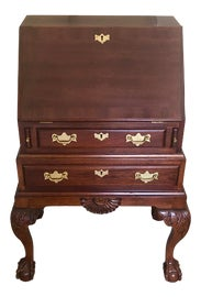 Image of Chippendale Secretary Desks