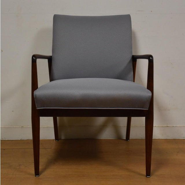 Mid-Century Modern Mid-Century Modern Stow Davis Lounge Chair For Sale - Image 3 of 11