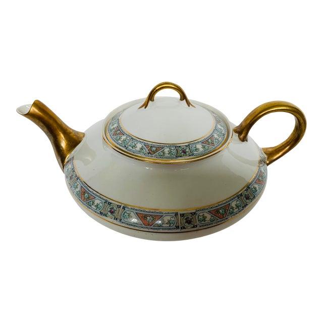 Antique 1920s Pope-Gosser Tea Pot For Sale
