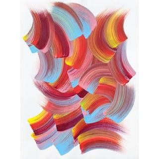 Carnival Original Abstract Painting