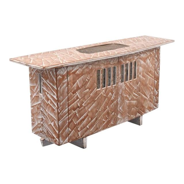 1990s Custom Randy Shull Cabinet For Sale