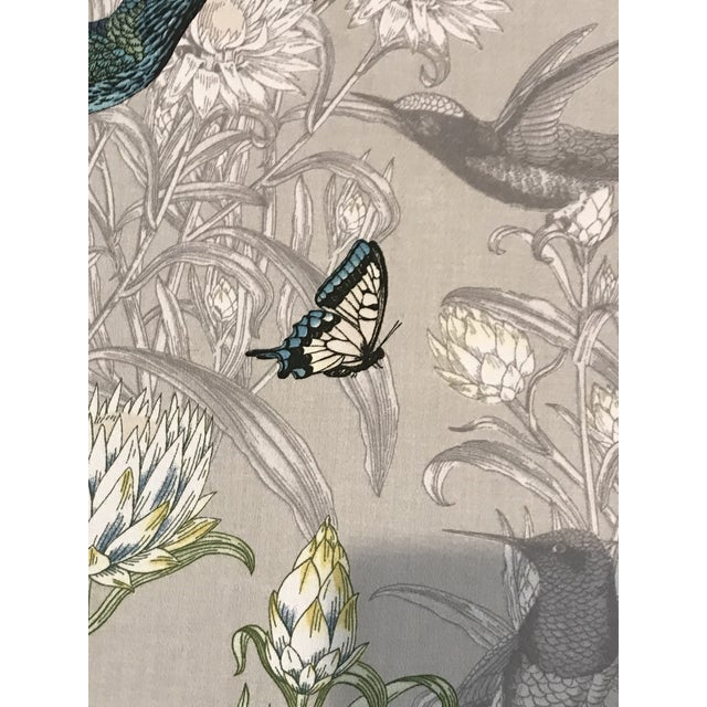 6 2/8 yards of Menagerie by Blendworth Fabric. Enchanted forests, romantic garden scenes, and impressionist art inspires...