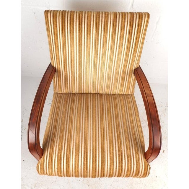 Mid-Century Modern Lounge Chair - Image 4 of 6