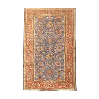 Classic Large-Scale Sultanabad Carpet For Sale