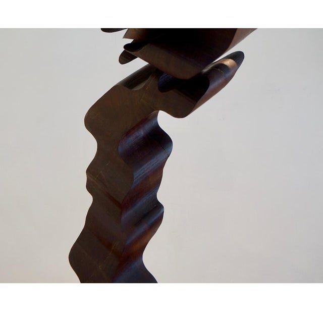 1970s 1970s Sculpture by Jerry K. Deasy For Sale - Image 5 of 10