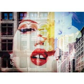 """Dreamscape - New York City"" Contemporary Street Art Photograph For Sale"