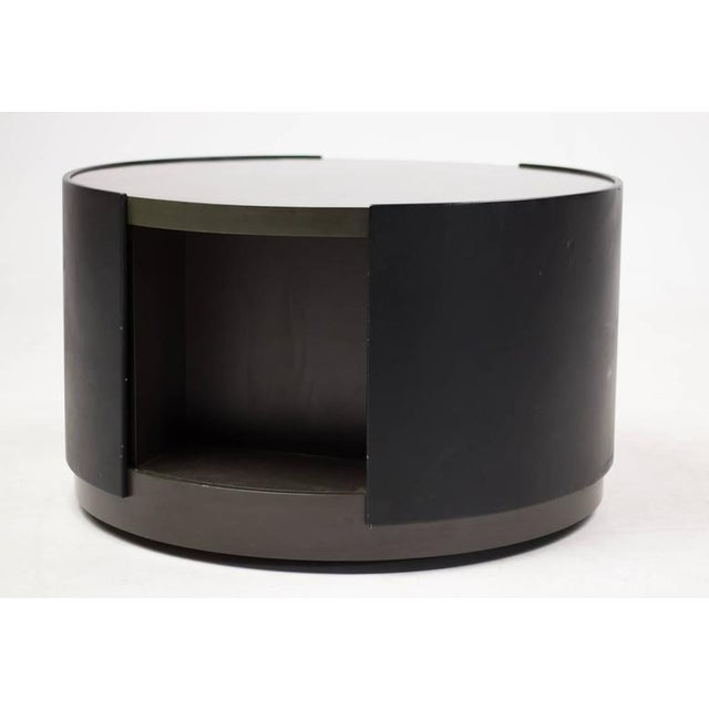Tecno Rolling Bar Table by Eugenio Gerli for Tecno For Sale - Image 4 of 10