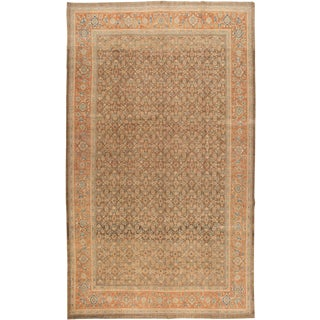 "Apadana-Antique Persian Rug, 9'9"" X 16'4"" For Sale"