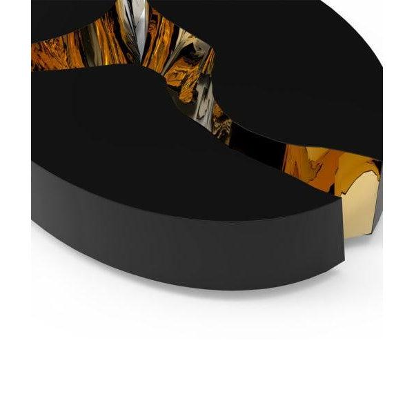 Covet Paris Lapiaz Oval Sideboard For Sale - Image 6 of 8