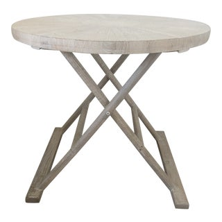 Global Views Driftwood Loft Table For Sale