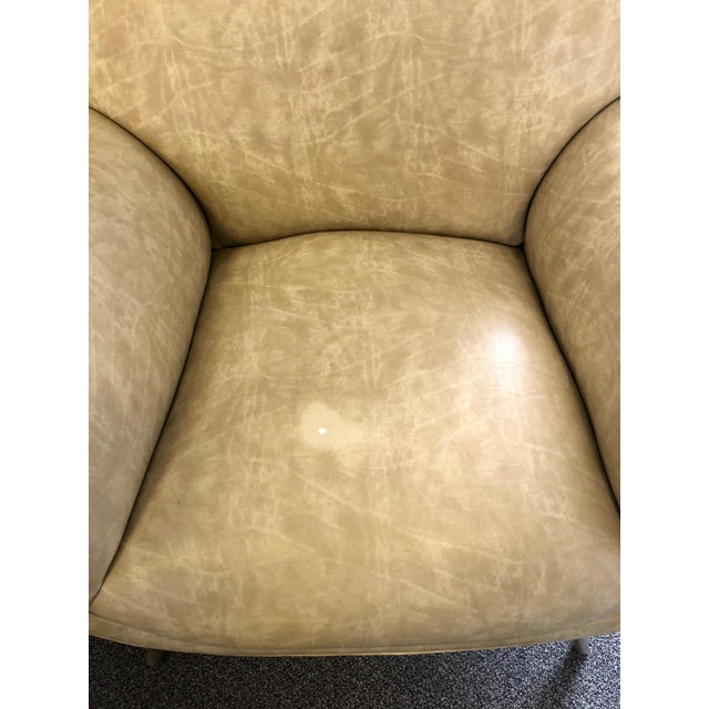Mid-Century Club Chairs - A Pair For Sale In Boston - Image 6 of 10