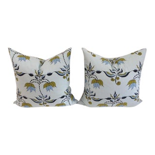 LuLu DK Pillows - A Pair For Sale