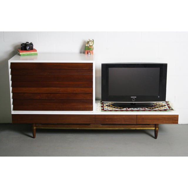 Martinsville Gershun Tv Console Credenza Chairish