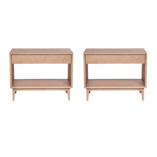 Baptiste Nightstands - a Pair For Sale