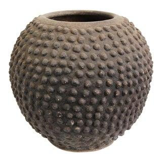 Burkina Faso Lobi Pot For Sale