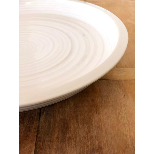 Contemporary Large Pottery Barn Platter For Sale - Image 3 of 8