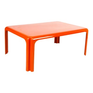 Vico Magistretti for Artemide Coffee Table For Sale