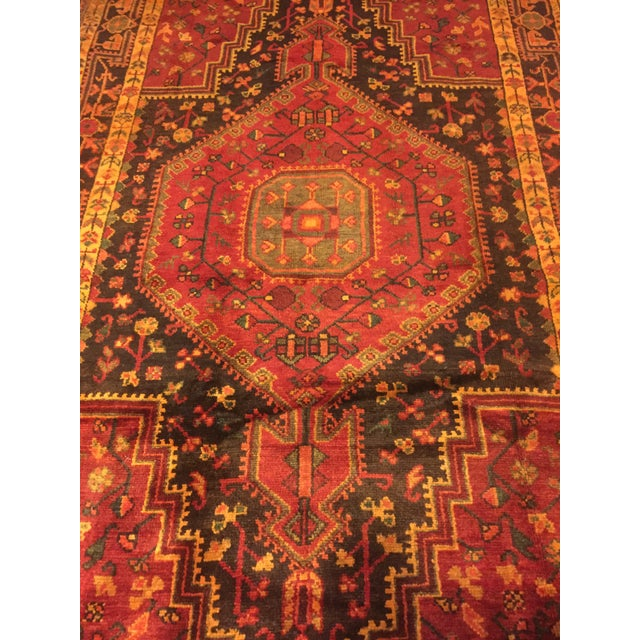 Hand Knotted Persian Rug - 4′8″ × 8′ - Image 5 of 7