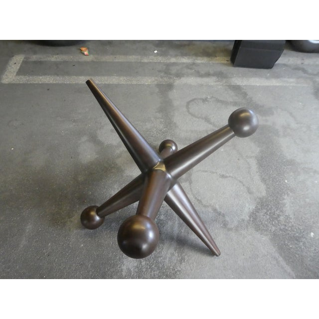 Mid-Century Modern Mid Century Modern Jacks Center Table Base For Sale - Image 3 of 9