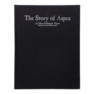 The Story of Aspen by Mary Eshbaugh Hayes - Signed For Sale