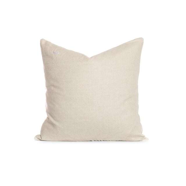Boho Chic Moroccan Sabra Pillow For Sale - Image 3 of 3