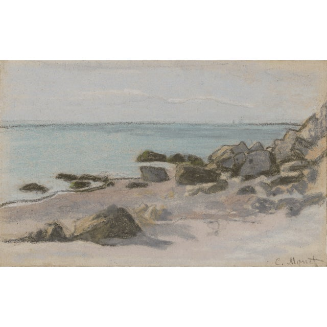 Bord De Mer By Claude Monet - Image 4 of 5