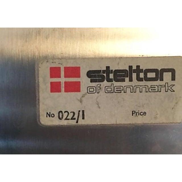 Stelton of Denmark Salad Serving Set For Sale - Image 5 of 6