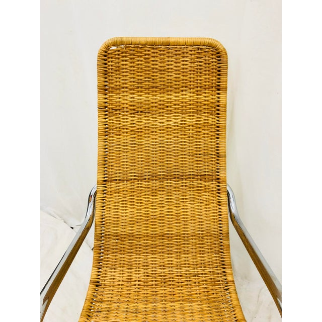 Mid Century Modern Thonet Rocking Chair For Sale In Raleigh - Image 6 of 9