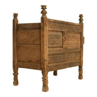 Swat Chest from the Swat Valley of Pakistan For Sale