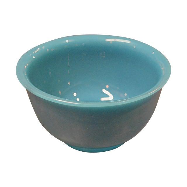 Peking Blue Glass Bowl - Image 1 of 4