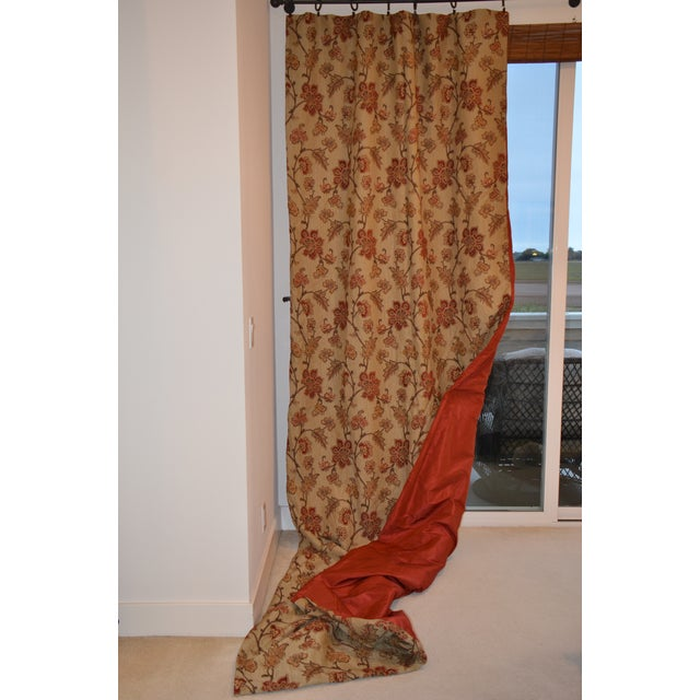 Custom Swag Scarf for Window For Sale In Los Angeles - Image 6 of 9