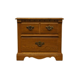 "Thomasville Furniture Salem Tavern Collection 27"" Nightstand For Sale"