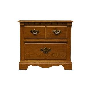 "Thomasville Furniture Salem Tavern Collection 27"" Nightstand For Sale"